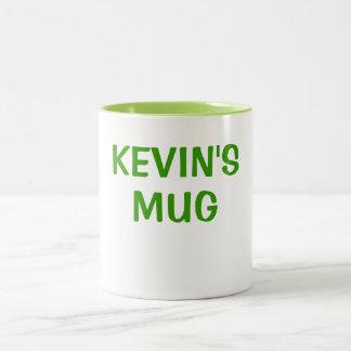 KEVIN'S MUG