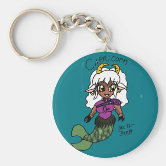 key chain capricorn