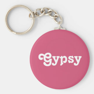 Key Chain Gypsy