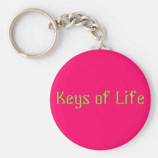 Key Chain - Keys of Life