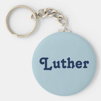 Key Chain Luther