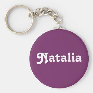 Key Chain Natalia