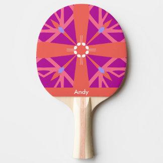 Key Of Life Ping Pong Paddle