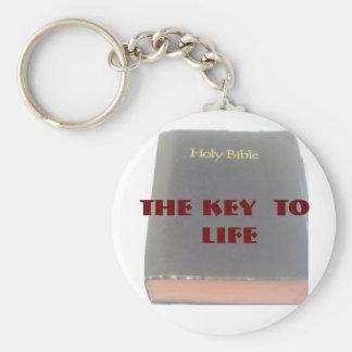 Key to Life Keychain