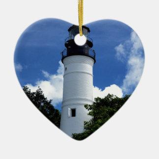 Key West Lighthouse Christmas Ornament