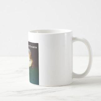 Keystone Prairie Dogs tell someone who cares Coffee Mug