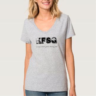 KFSG - Women's tee - rock n roll style