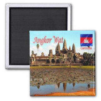 KH - Cambodia - Angkor Wat Magnet