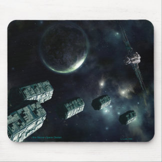 Kha-Sector-space-station mousepad