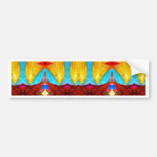 """Khajane"" meaning ""Treasures"" products Bumper Stickers"