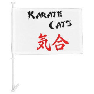 ...KiAi! Car Flag