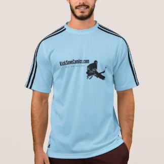 Kick Save Comics Soccer Shirt