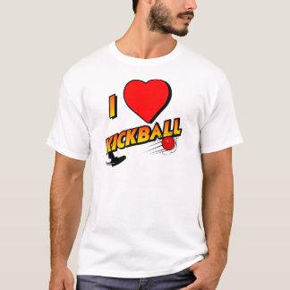 KICKBALL, sunset colors T-Shirt