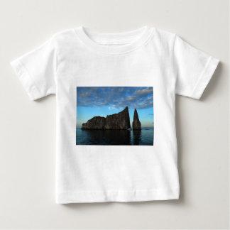 Kicker Rock, Galapagos Baby T-Shirt