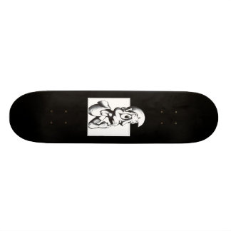 Kid 21.3 Cm Mini Skateboard Deck