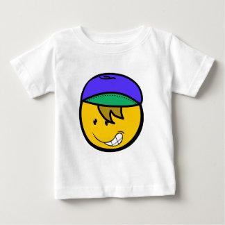 Kid Emoji Baby T-Shirt