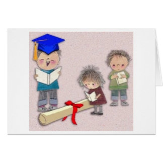 kid-graduation card