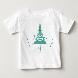 Kid Illuminati - the fake illuminati symbolism Baby T-Shirt