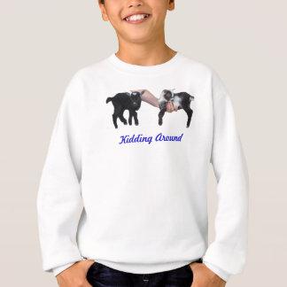 Kidding Around Youth Sweatshirt