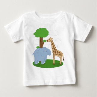 Kiddy Safari Baby Tee