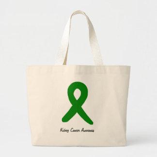 Kidney Cancer Awareness Jumbo Tote Bag