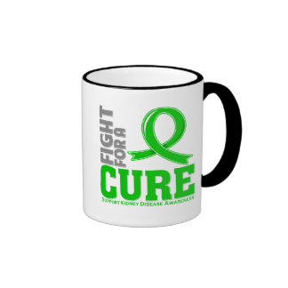 Kidney Disease Fight For A Cure Coffee Mugs