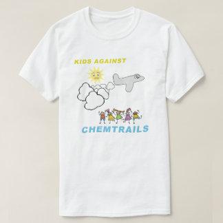 Kids Against Chemtrails T-Shirt