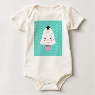 Kids baby body with Manga tree Baby Bodysuit