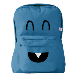 Kids Backpack: Happy Monster Backpack