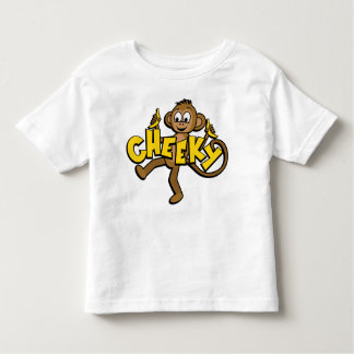 Kids Cheeky Monkey T Shirt