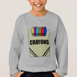 Kids Crayon T Shirts and Kids Gifts