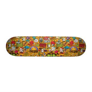 kids custom skate board