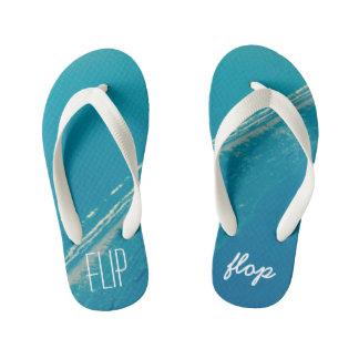 Kids' Flip Flops Size 1-2
