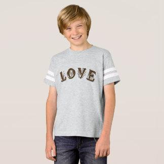 Kids' Football Shirt T-Shirt