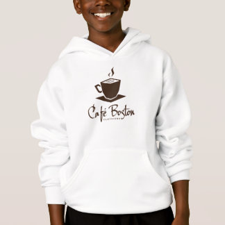 Kids' Hanes ComfortBlend® Café Boston Hoodie