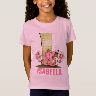 "Kids ""I"" Monogram 
