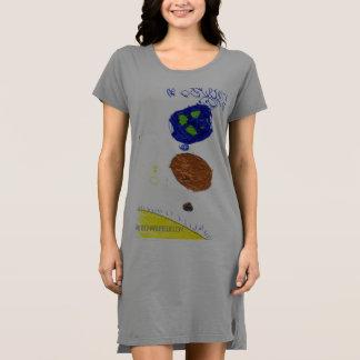 Kids in space dress