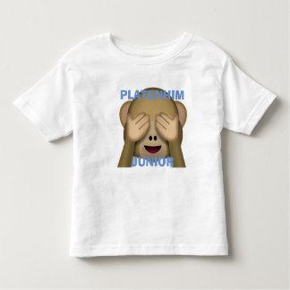 Kids Platenhim Junior Cheeky Money Tshirt