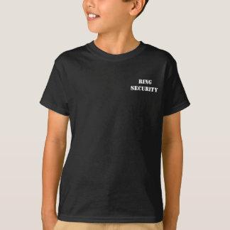 Kids RING SECURITY Ringbearer's T-shirt