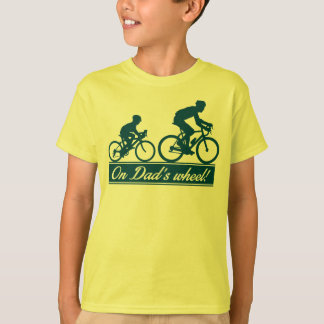 Kids Road Bike T Shirt