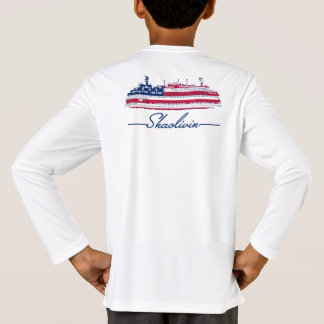 Kids Shaolivin in America T-Shirt