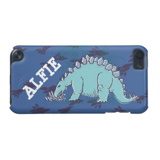 Kids stegosaurus blue ipod case iPod touch (5th generation) cover