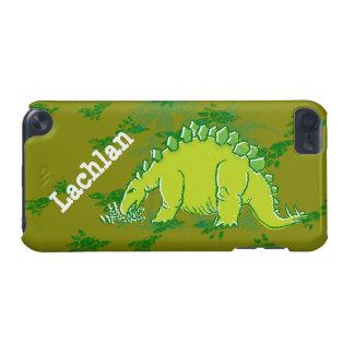 Kids stegosaurus green ipod case iPod touch 5G cases