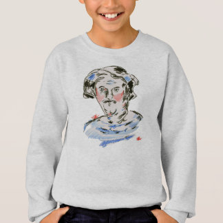 "Kids' Sweatshirt ""The Old Sailor"""