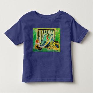 Kids T-shirt Haleiwa Hawaii North Shore Oahu
