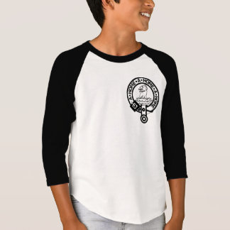 Kids T with Clan Home Crest T-Shirt