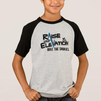 Kids Unisex Bike The Smokies T-Shirt