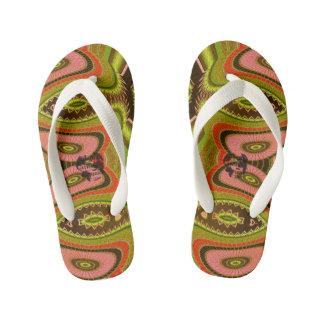 Kids Venus Flip Flops By Louisa Catharine Design Thongs