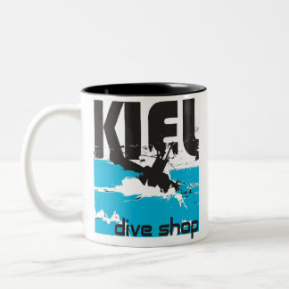 Kiel Dive Shop Coffee Mug