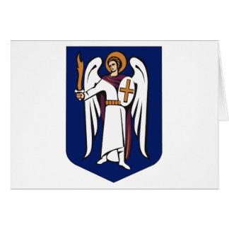 Kiev Coat of Arms Greeting Card